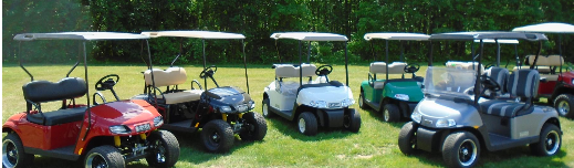 Golf Cart Routine Service